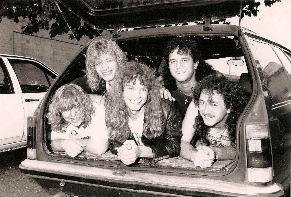 Speedica, 1989